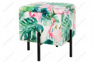 Пуф Tropikana 2-П multicolor - Импортёр мебели «Woodville»