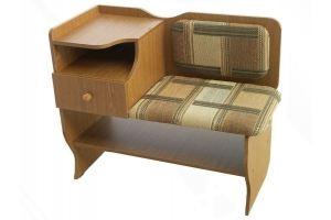 Пуф-тумба с ящиком - Мебельная фабрика «Стол и табуретка»