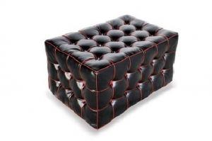 Пуфик 4 - Мебельная фабрика «Black & White»