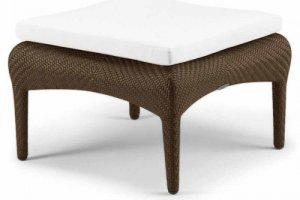 Пуфик с мягким элементом Mango - Мебельная фабрика «Dome»