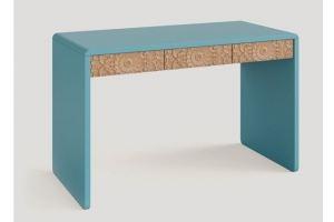 Рабочий стол с резным фасадом - Мебельная фабрика «Суздальская»