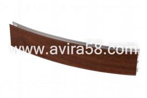 Радиусный алюминиевый профиль Римини - Оптовый поставщик комплектующих «Авира»