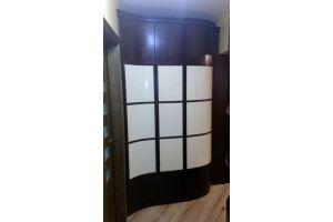 радиусный шкаф - Мебельная фабрика «Винтаж»