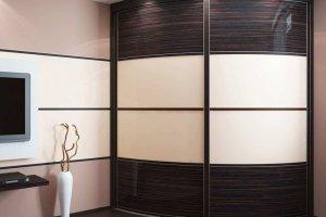 Радиусный шкаф-купе 2 - Мебельная фабрика «Вариант М»