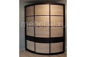 Радиусный шкаф-купе - Мебельная фабрика «ТРИ-е»