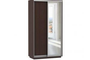 Шкаф-купе с зеркалом Рамир 1 4 - Мебельная фабрика «ДиВа мебель»