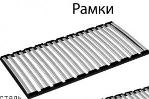 Рамка - Оптовый поставщик комплектующих «Кузнецкий завод мебельной фурнитуры»