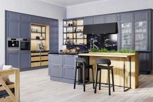 Рамочная кухня Sonata - Мебельная фабрика «Дриада»
