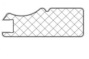 Рамочный профиль №150 - Оптовый поставщик комплектующих «АртПрофиль»