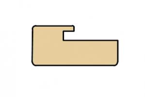 Рамочный профиль 21x47x2800 - Оптовый поставщик комплектующих «Тэкс»