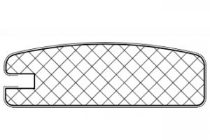 Рамочный профиль №31R3 - Оптовый поставщик комплектующих «АртПрофиль»
