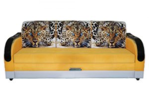 Раскладной диван  Норма 03 - Мебельная фабрика «Норма», г. Орск