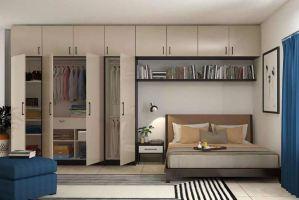 распашной шкаф  антресолью - Мебельная фабрика «MipoLine»