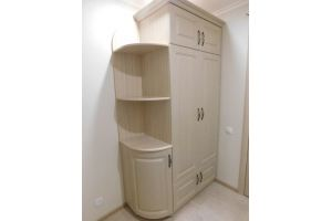 Распашной шкаф для прихожей - Мебельная фабрика «Святогор Мебель»
