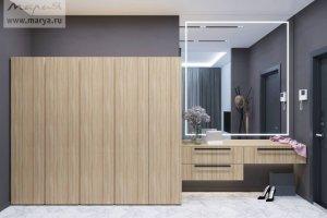 Распашной шкаф Mix - Мебельная фабрика «Мария»