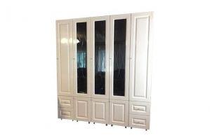 Распашной шкаф пленка ПВХ - Мебельная фабрика «Авеста»
