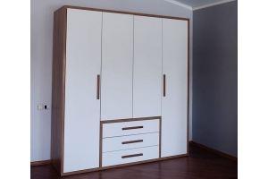 Распашной шкаф с ящиками - Мебельная фабрика «ЭльфОла»