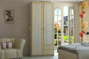 Распашной шкаф ШК 6 - Мебельная фабрика «Колорит»