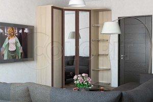 Распашной Шкаф ШР21 - Мебельная фабрика «Колорит»