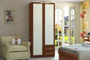 Распашной Шкаф ШР6 - Мебельная фабрика «Колорит»