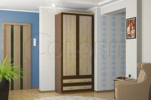 Распашной Шкаф ШР7-ШР9 - Мебельная фабрика «Колорит»