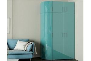 Распашной шкаф Сицилия 2 - Мебельная фабрика «IRIS»