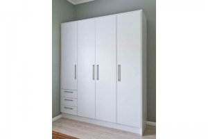 Распашной шкаф Трипл - Мебельная фабрика «Вента Мебель»