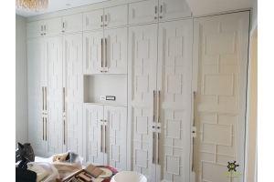 Распашной шкаф в спальню - Мебельная фабрика «Красивый Дом»