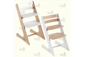 Растущий регулируемый стул - Мебельная фабрика «КонЁк-ГорбунЁк»