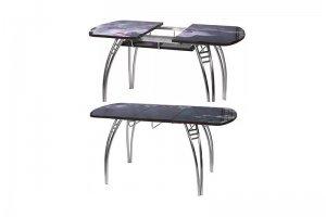 Раздвижной стол с фотопечатью Паук - Мебельная фабрика «ТалМер»