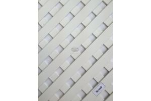 Решетка Белый - Оптовый поставщик комплектующих «Фурнитурная компания Мебельщик»