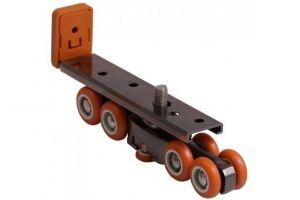Ролик для дверей купе 2026 AC - Оптовый поставщик комплектующих «Сириус Стар»