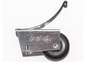 Ролик PROFIAL для шкафов-купе ПРЕМИУМ - Оптовый поставщик комплектующих «Profial»
