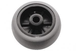 Ролик Р45/РЕ опорный обрезиненный - Оптовый поставщик комплектующих «МПласт»