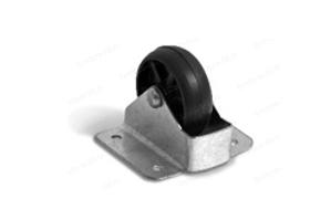 Ролик рез. колесо № 10-1 - Оптовый поставщик комплектующих «Металл-комплект»