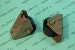 Ролик выкатной - Оптовый поставщик комплектующих «Регион-Пласт»