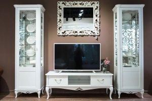 Роскошная гостиная Жасмин - Мебельная фабрика «Мебель Черноземья»