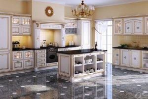 Роскошная кухня Афина - Мебельная фабрика «Оранжевый Кот»