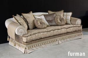 Роскошный диван Polo - Мебельная фабрика «Фурман»