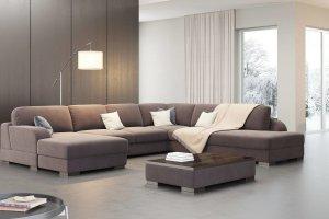 Роскошный угловой диван BALI - Мебельная фабрика «Sofmann»