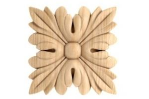 РОЗЕТКА Артикул: 6-003 - Оптовый поставщик комплектующих «Мебельная мастерская Строгановых»