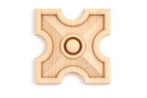 РОЗЕТКА Артикул: 6-051 - Оптовый поставщик комплектующих «Мебельная мастерская Строгановых»