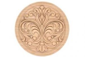 РОЗЕТКА Артикул: 6-052 - Оптовый поставщик комплектующих «Мебельная мастерская Строгановых»