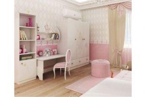 Розовая детская Magic Princess - Импортёр мебели «Piccoly»