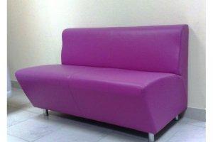 Розовый диван Санта - Мебельная фабрика «Эволи»