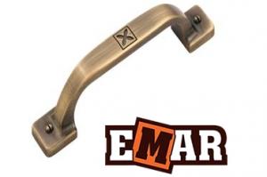 Ручка для кухни EKC 0053 под бронзу - Оптовый поставщик комплектующих «Емар»