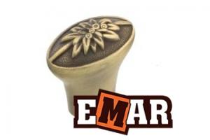 Ручка для кухни EKK 0069 под бронзу - Оптовый поставщик комплектующих «Емар»