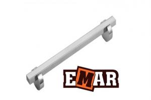 Ручка для кухни EMC 0015 сталь - Оптовый поставщик комплектующих «Емар»