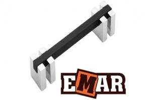 Ручка для кухни EMC 0017 матовая - Оптовый поставщик комплектующих «Емар»