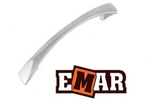 Ручка для кухни EMC 0019 сталь - Оптовый поставщик комплектующих «Емар»